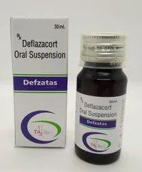 Deflazacort Oral Suspension ( DEFZATAS )
