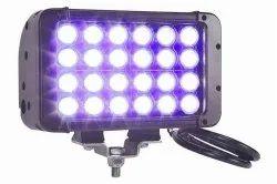 Spectronics Blue UV LED Lights For NDT, For Lighting, 5V