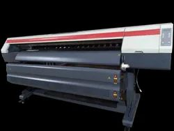 DX5 Eco Solvent Printing Machine