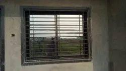 Paint Coated 3.5feet Metal Window