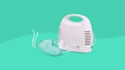 Table Top Nebulizer Machine, For Nebulization, Size: Compact