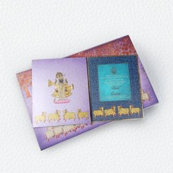 Blue Acrylic Paper Printing Service, in Delhi, Print Size: Standard