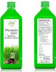 Organic Amla Wheat Grass Juice