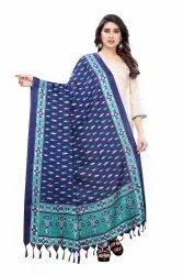 Printed Fancy Khadi Silk Dupatta