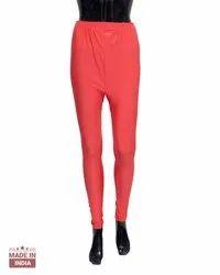 Siya Fashion Sattin Cotton Lycra Leggings