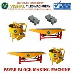 Paving Block Tiles Making Machine