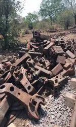 Mild Steel Heavy Metal Scrap, Bars Offcuts