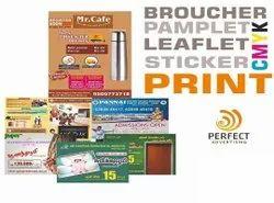 Advertising Printing Service, in Pan Inida