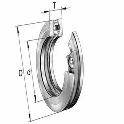 Snkb Chrome Steel U Thrust Bearing, Weight: 1 Kg