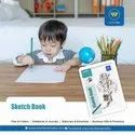 A4 Size Drawing Book