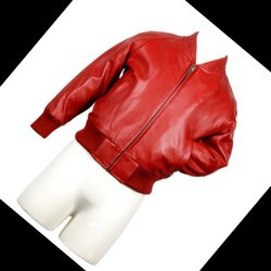 Stylish Leather Jackets for Kids