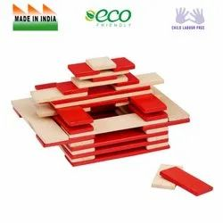Wooden Constructile Toy