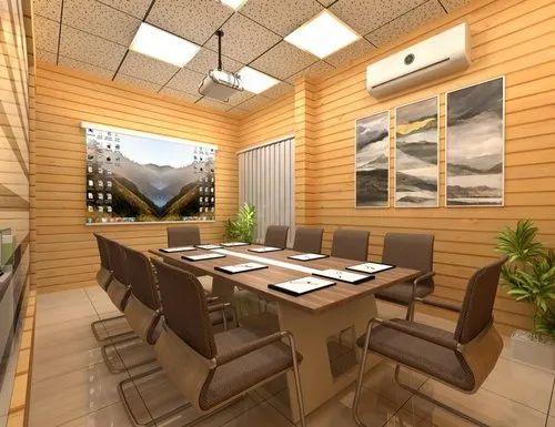 Office Meeting Room Interior Designing Service