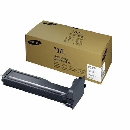 Samsung Mlt D707l Original Toner Cartridge, Black