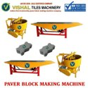 Cement Paver Block Machine