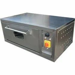 Electric Commercial Pizza Oven 24x24 Inches