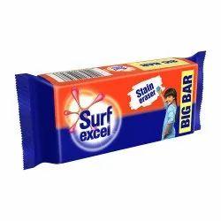 250g Surf Excel Strain Eraser Big Bar, Shape: Rectangle, Packaging Size: 250 Gram