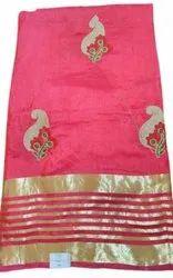 Ladies Designer Banarasi Silk Saree