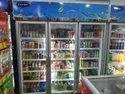 Supermarket Multideck Refrigeration Chillers