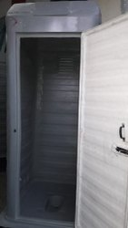Pvc Portable Toilet Cabin