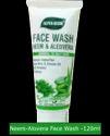 Alpne-glow Herbal Alpen-glow Neem And Aloevera Face Wash (120 Ml), For Personal, Gel