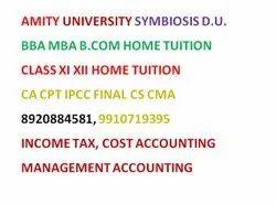 Accounts Home Tutor in Noida
