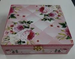 MDF Board Bhaji Packaging Box