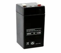 Wakaya 4V 4.5Ah SMF Battery