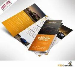 Tri-Fold Brochure Design Service