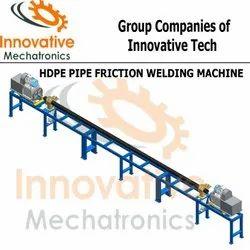 Hdpe Pipe Coupler Welding Machine