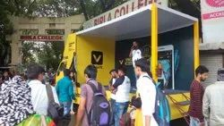 Outdoor Mobile Van Advertising Service, For Branding Services, in Pan India