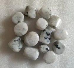 Rainbow Moonstone Tumblestones