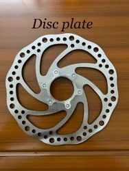 Bicycle Disc Plate