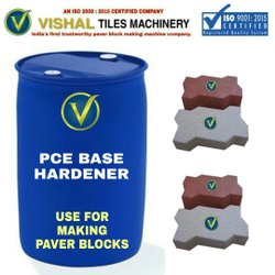 PCE Base  Interlocking Tile Hardener Chemical