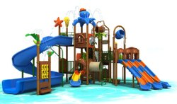 1200 * 1140 * 550 Cm Mini Waterpark, For New, Pan India