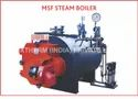 MSF IBR Steam Boiler