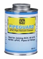 500 Ml PipeGuard UPVC Pipe Solvent Cement