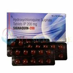 Hydroxychloroquine Sulphate, 10 Tablets In Strip, Prescription