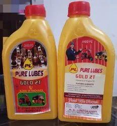 Gold 2t Engine Oils