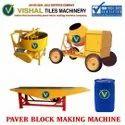 Cement Block Making Machinery