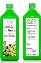 1000 ml Organic Amla Natural Juice