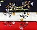 Cloud 100% Cotton Matty Dobby Shirting Fabric