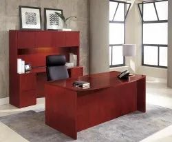 Brown(Table) 1 Wooden Office Furniture
