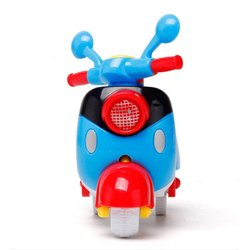Kids Plastic Toy Scooter