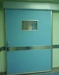 Hinged Stainless Steel Hospital Doors