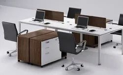 Wooden,Metal Commercial Office Interior