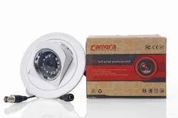 HD Infrared Waterproof Night Vision Camera, Camera Range: 10 to 15 m