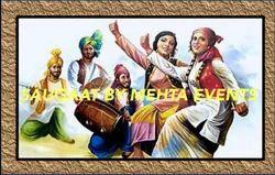 Punjabi Bhangra, Pan India