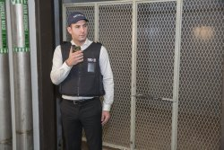 Corporate Unarmed Security Guard Supervisor Service