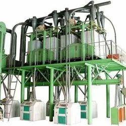 Maize Milling Plant